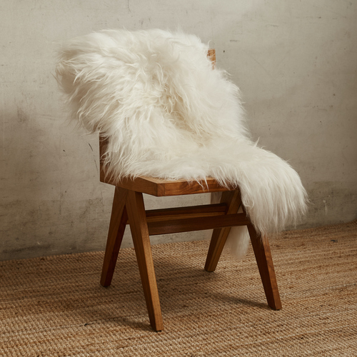 Icelandic Sheepskin | White