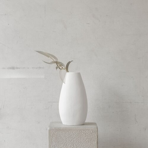 Alfred Vessel | White Large