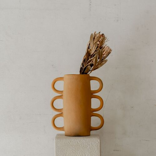 Humphrey Vessel | Terracotta